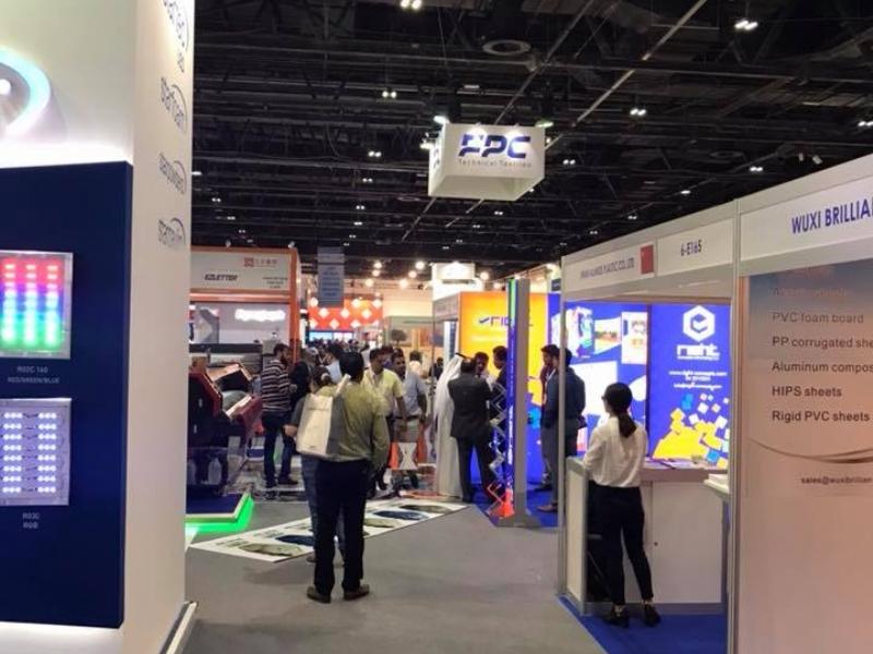 SGI Dubai 2018 - Fuarlar - Unifol